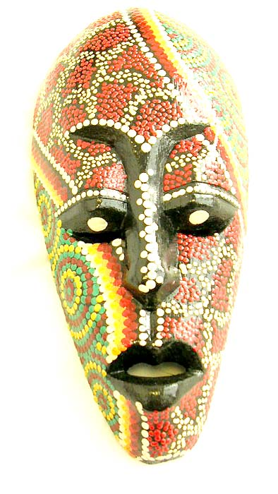 masks online wholesaler tribal wall decor from indonesia