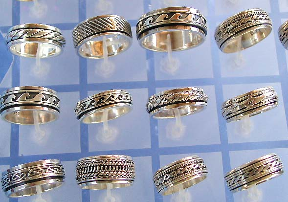 Wholesale Spinning Finger Rings Ring And Jewelry