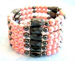 wholesale magnetic jewelry and beaded bracelets