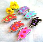 butterfly fashion jewelry pin brooch